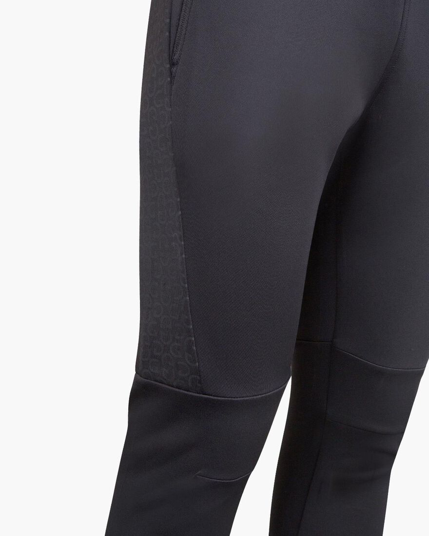 Lorenzo Scuba pants, Black, hi-res