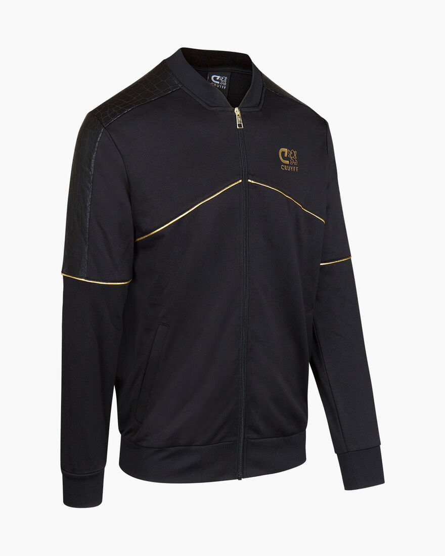 Raimon Full-zip Track Top, Black, hi-res