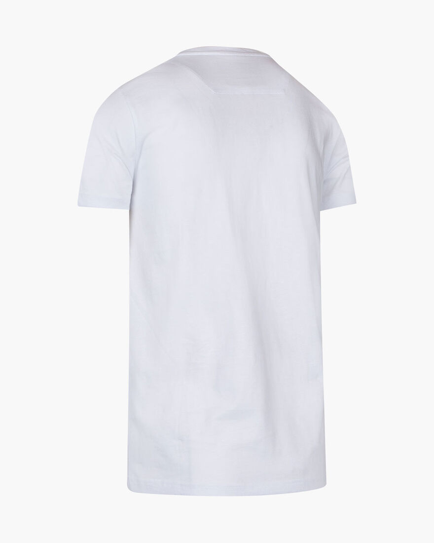 Mosco Tee, White, hi-res
