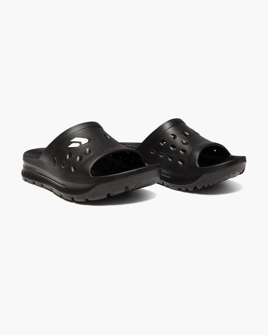 Recovery Sandal - Black, Black, hi-res