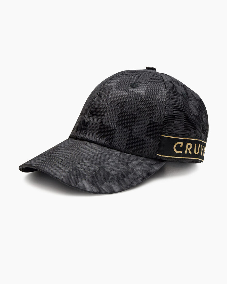 Teknit Cap, Black/Gold, hi-res