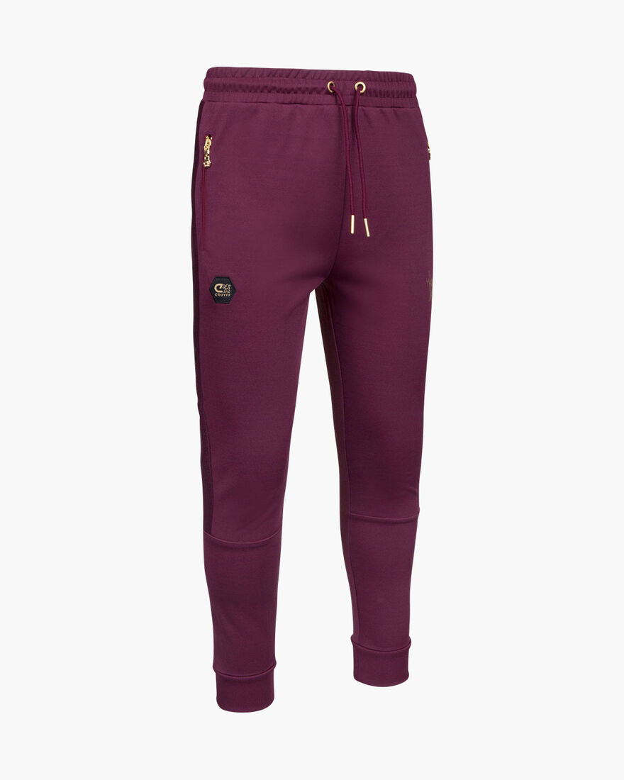 Carreras Track pants, Purple, hi-res