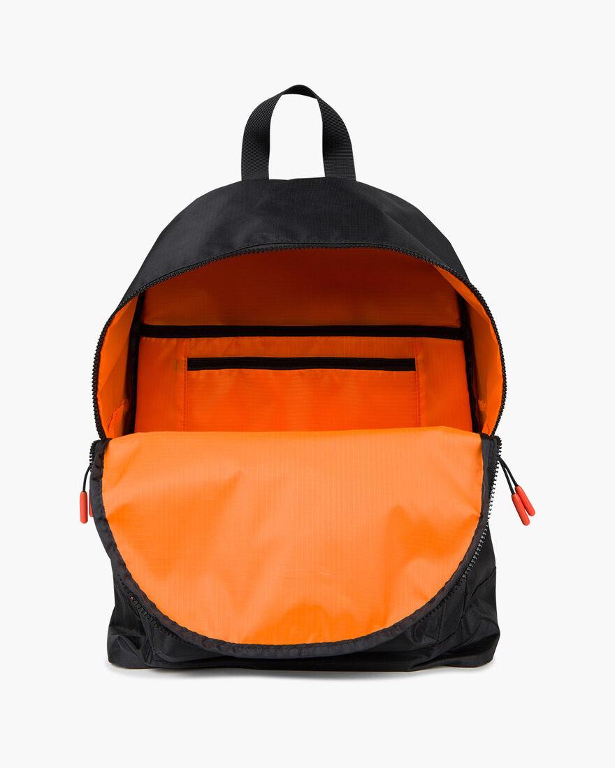 Lorencio Backpack, Black, hi-res