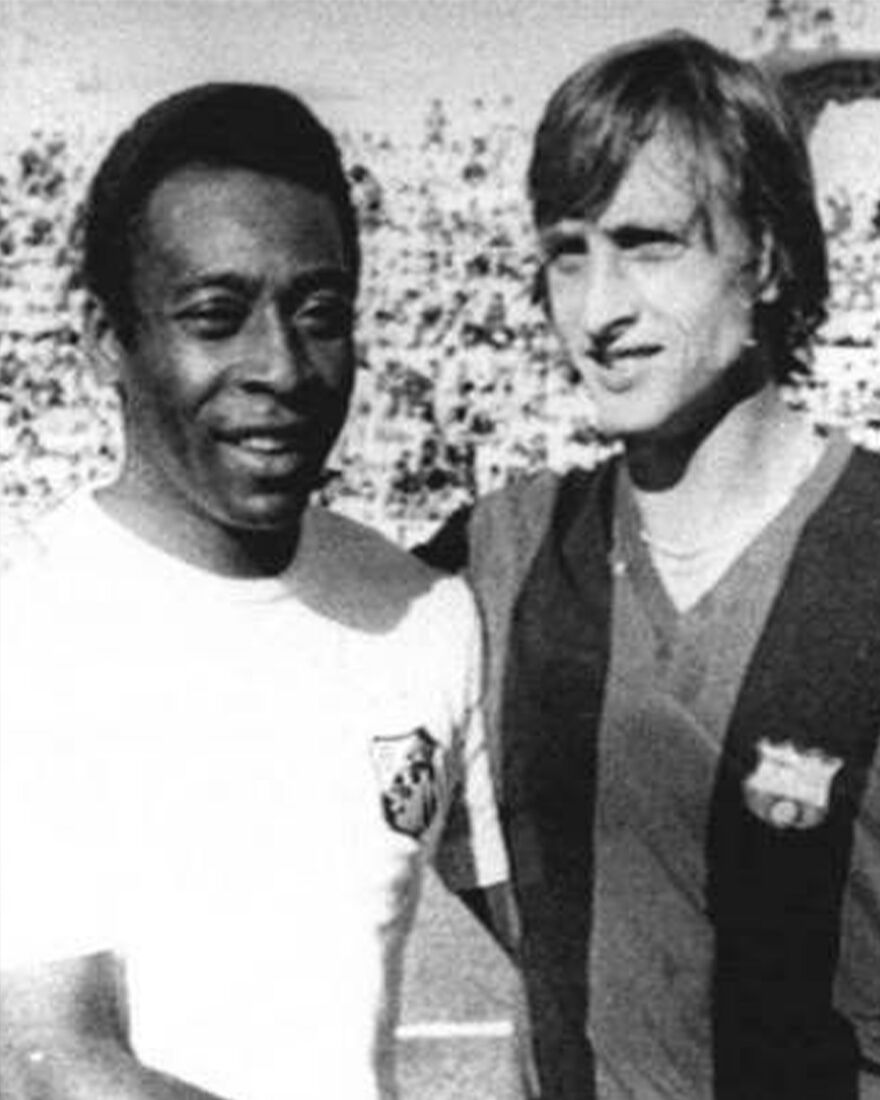 Cruyff x Edson Pitch, Miscellaneous, hi-res