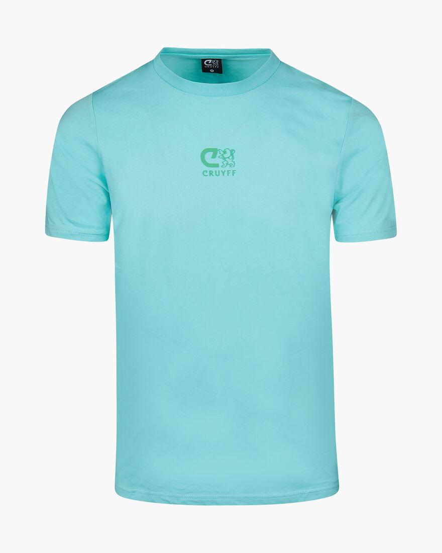 Joaquim Cotton Tee - Mint - 100% Cotton Jersey, Green, hi-res