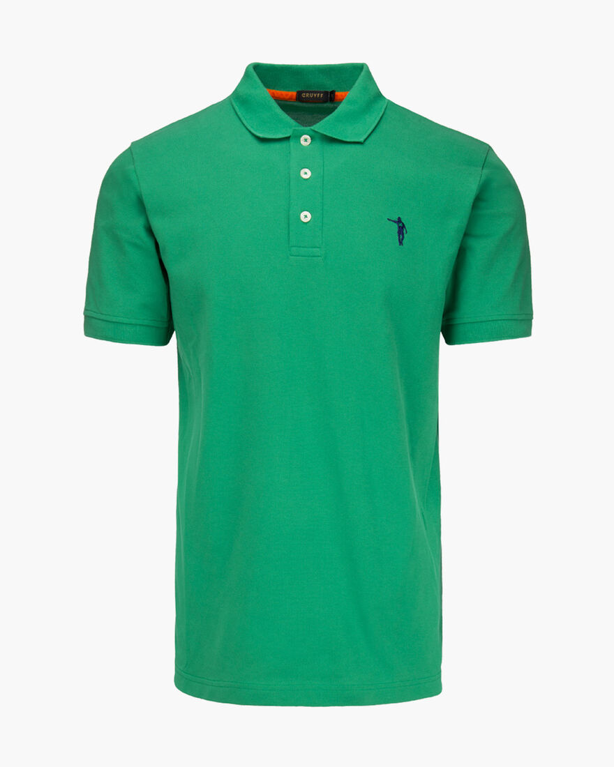 Maestro SS Polo, Green, hi-res