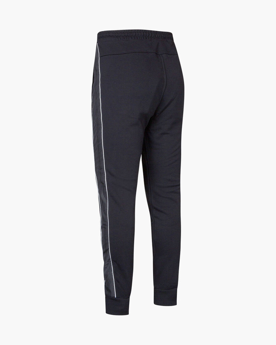 Joan track pants - Black - 80% Cotton/ 20% Polyest, Black, hi-res