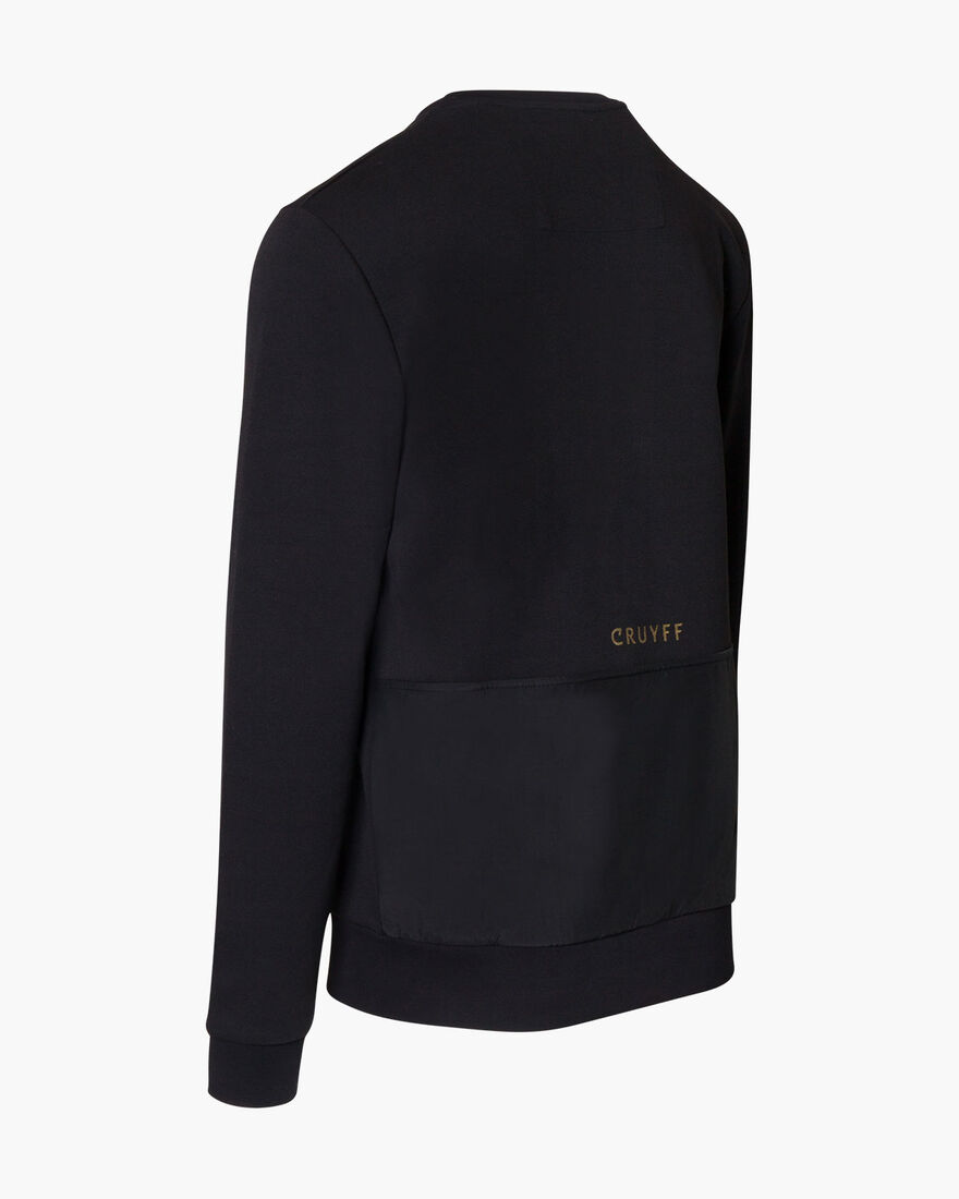Cromme Sweater, Black, hi-res