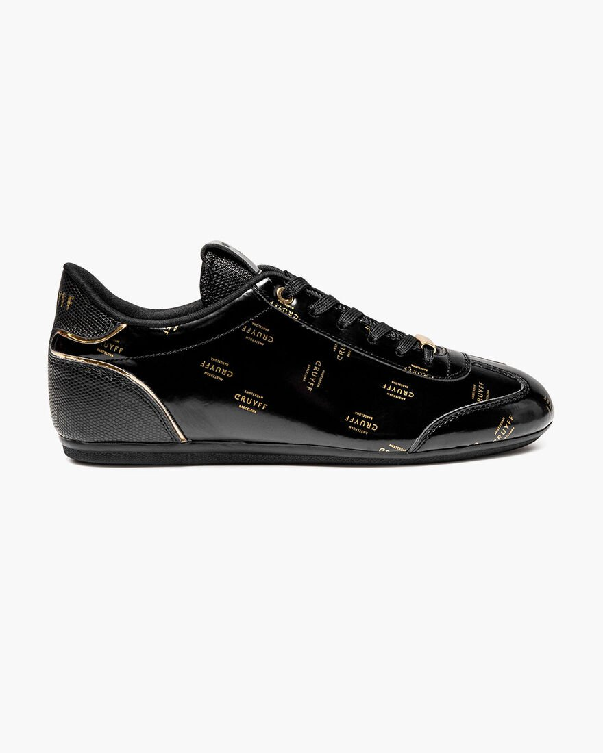 Recopa Underlay - Black/Fluo Yellow - Metal Hex/Bi, Black/Gold, hi-res