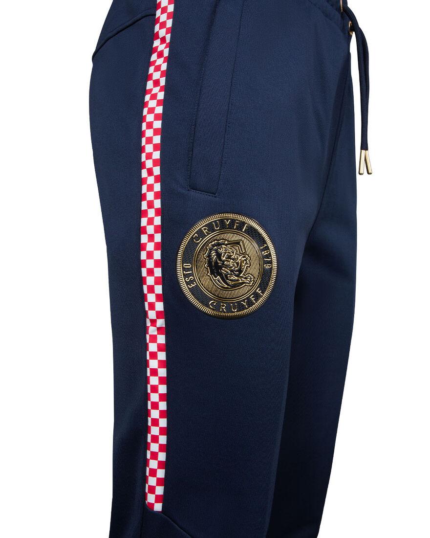 Euro Track Pants Croatia, Navy, hi-res
