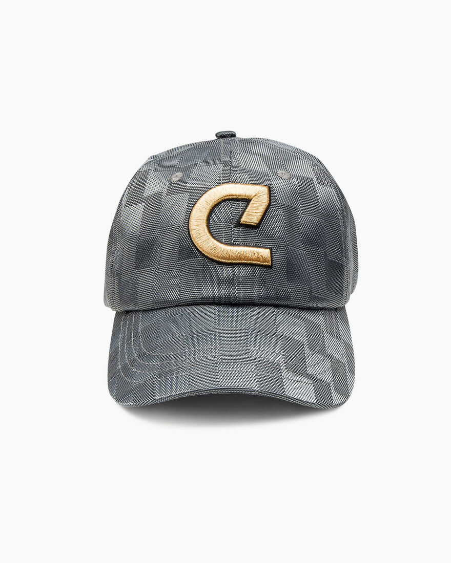 Teknit Cap, Grey/Gold, hi-res