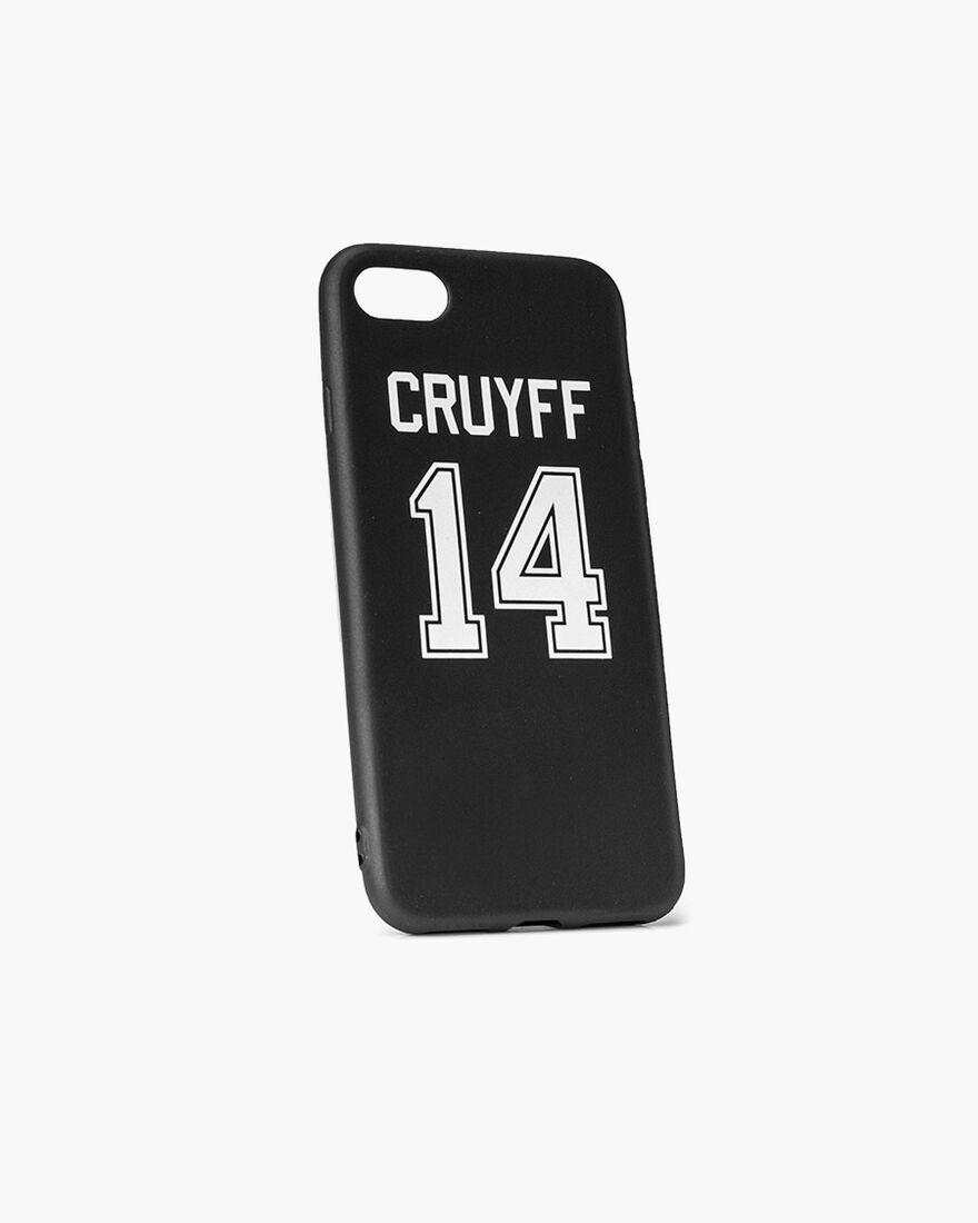 iPhone 7/8/SE 2020 Case, Black/White, hi-res