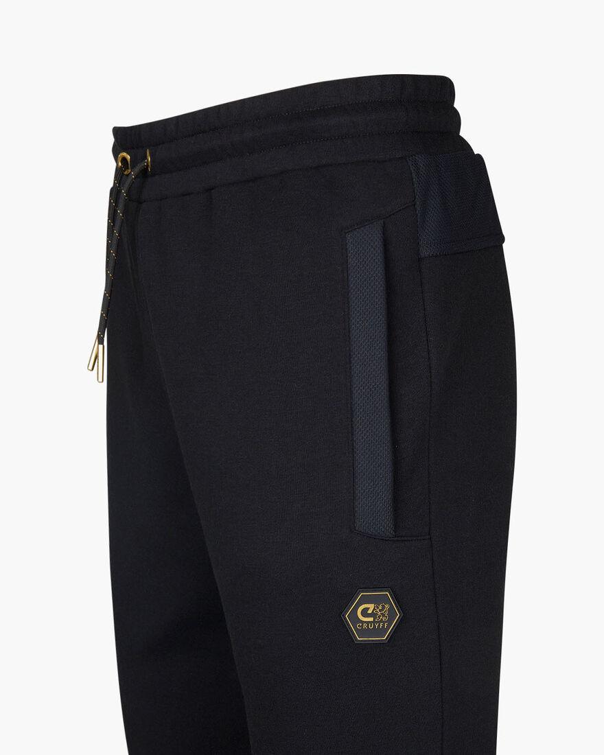 Bassa Pants - Khaki - 65% Cotton / 35% Polyester, Black, hi-res
