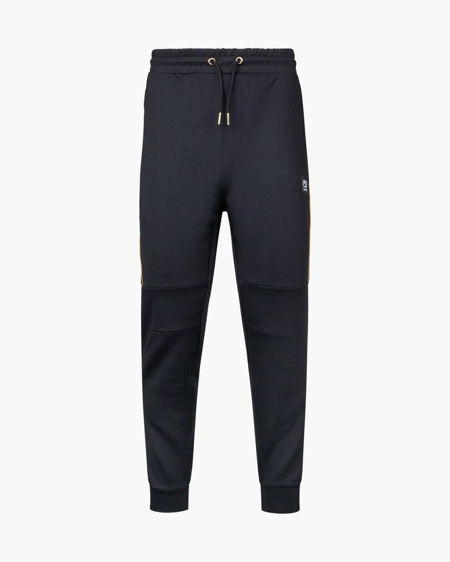 Gaspar Pant - Black - 95% Polyester / 5% Elastane, Black, hi-res