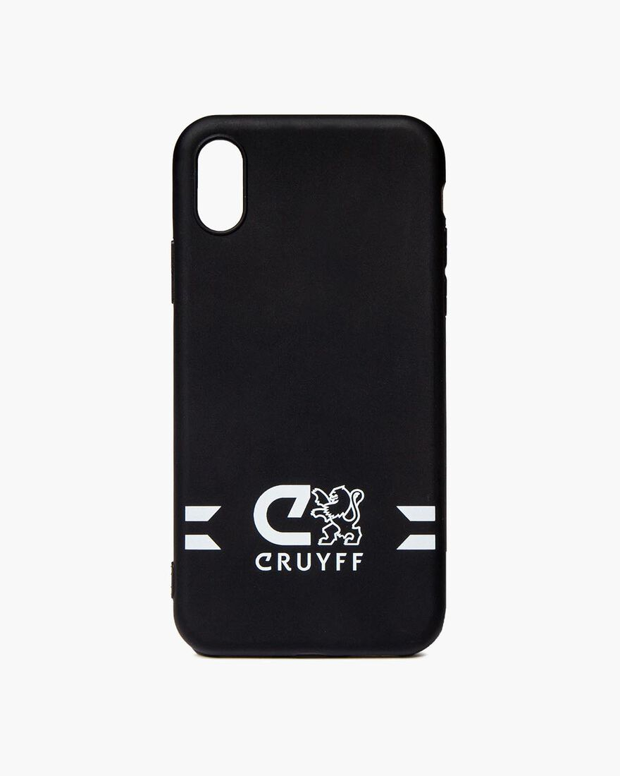 iPhone X Case, Black/Black, hi-res