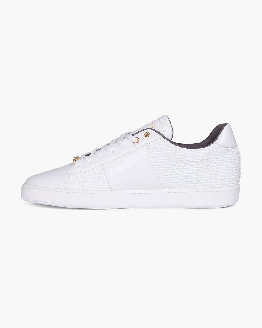 Sylva Semi - White - Spike/Tumbled, White, hi-res