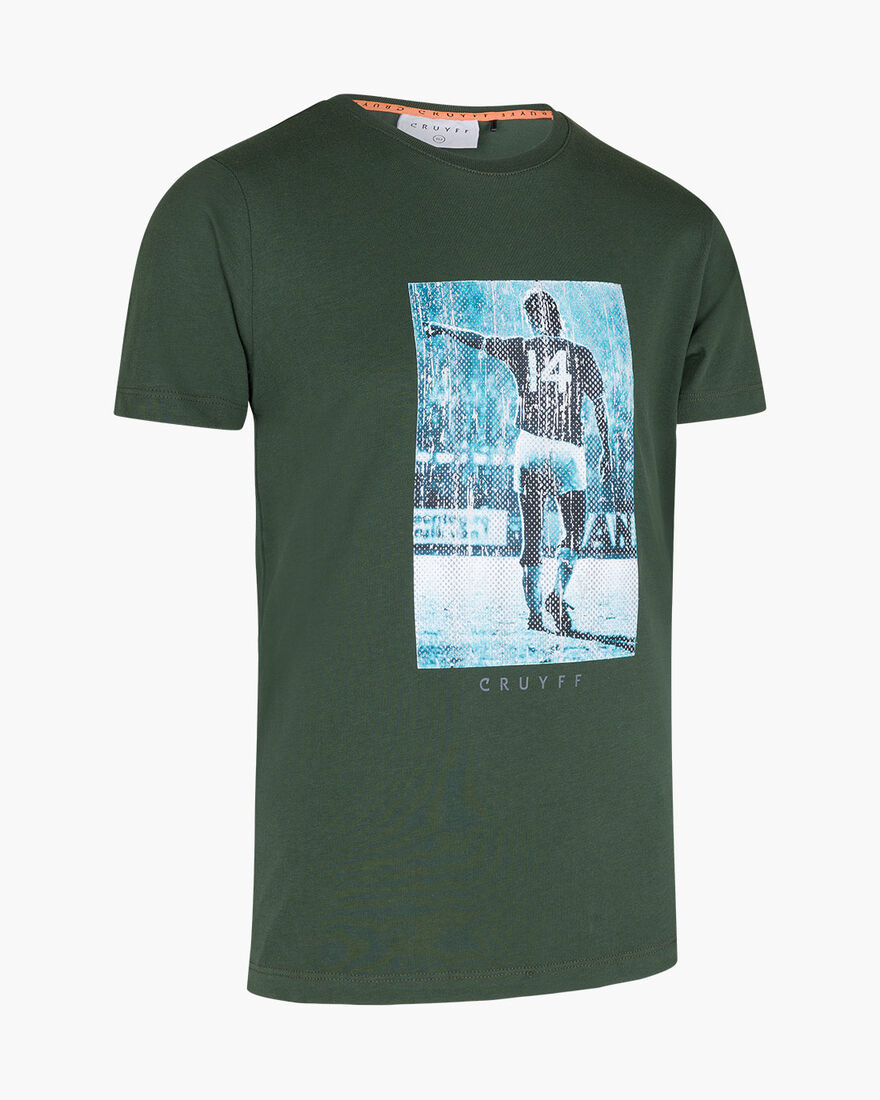 Core Tee, Army green, hi-res