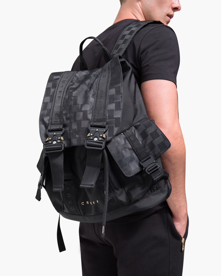 Smart Lux Backpack, Black, hi-res