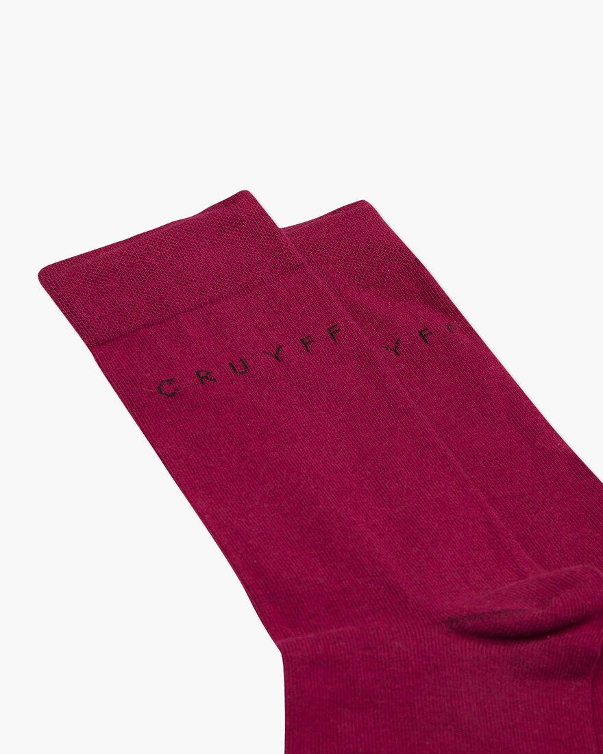 Zamora Premium Socks, Bordeaux, hi-res