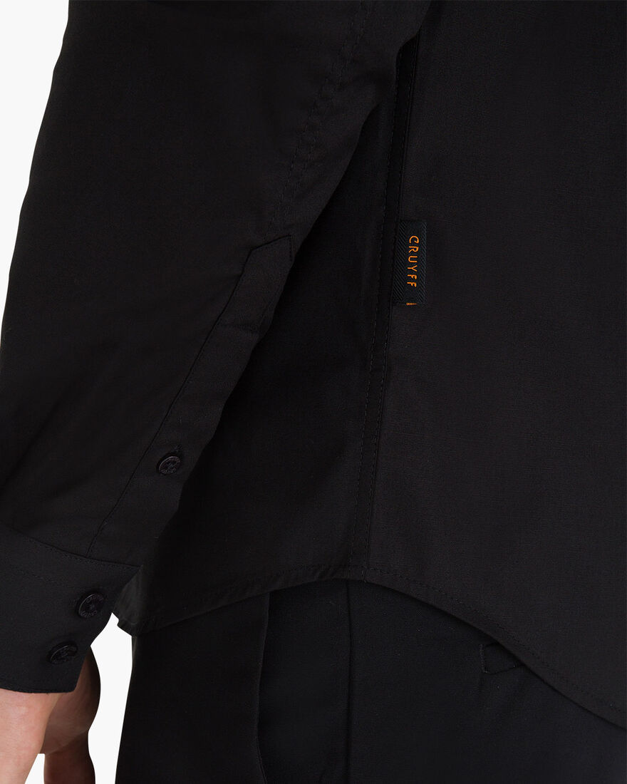 Siva Printed Shirt, Black, hi-res