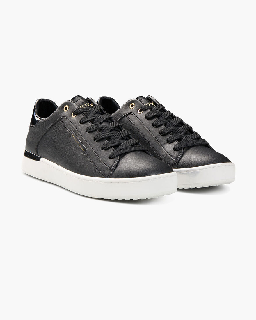 Patio Futbol Lux - White - Tumbled/Vernice, Black, hi-res