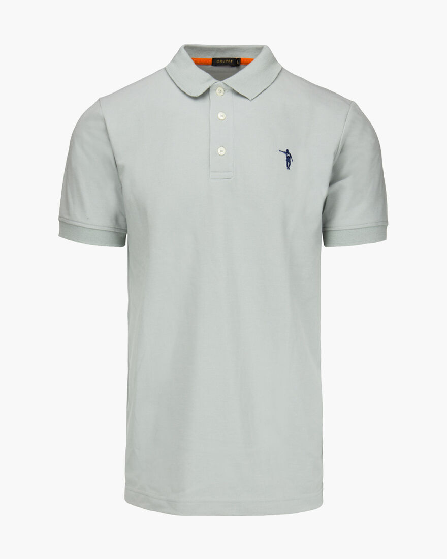 Maestro SS Polo, Light Grey, hi-res