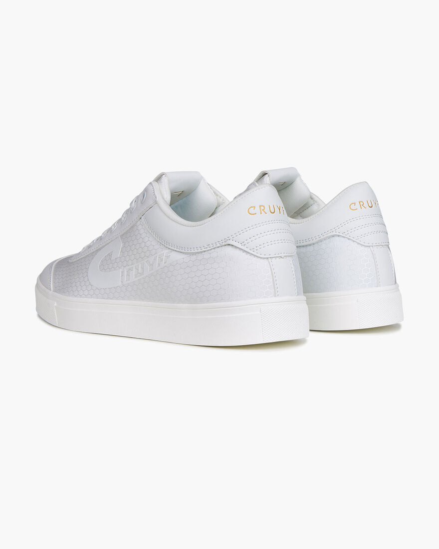 Flash - White - Tech Hex/Tumbled, White, hi-res