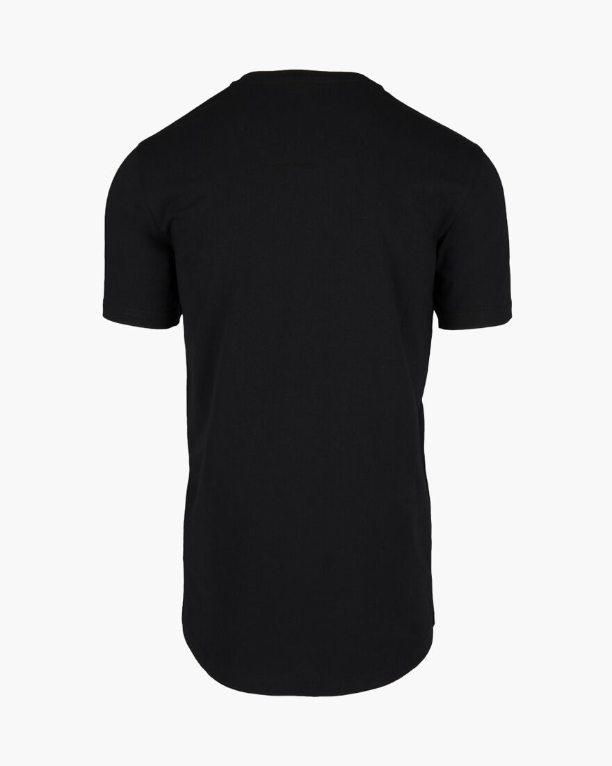 Cruyff Signature Tee 2-pack, Black, hi-res