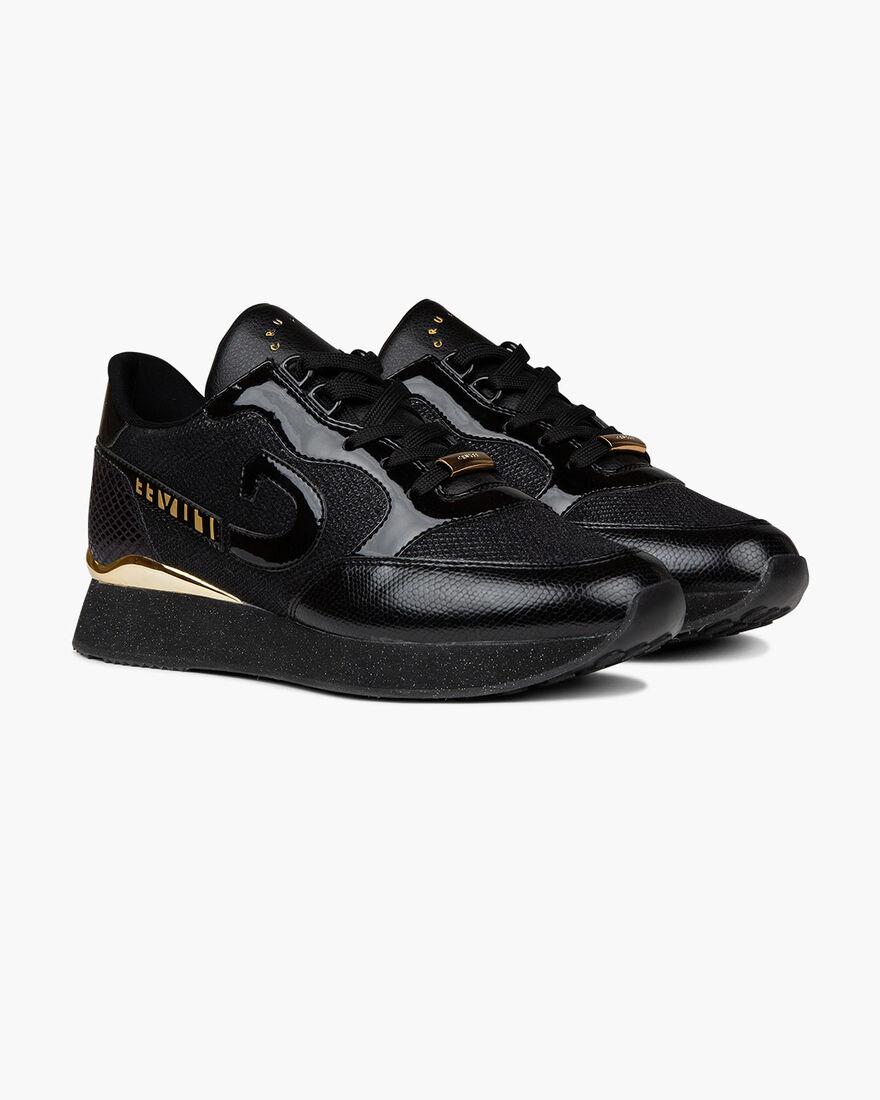 Parkrunner, Black/Gold, hi-res