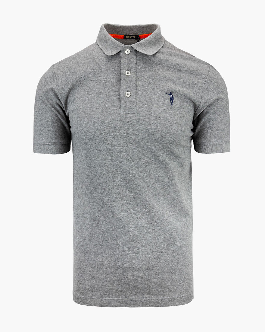 Brand Polo, Grey, hi-res