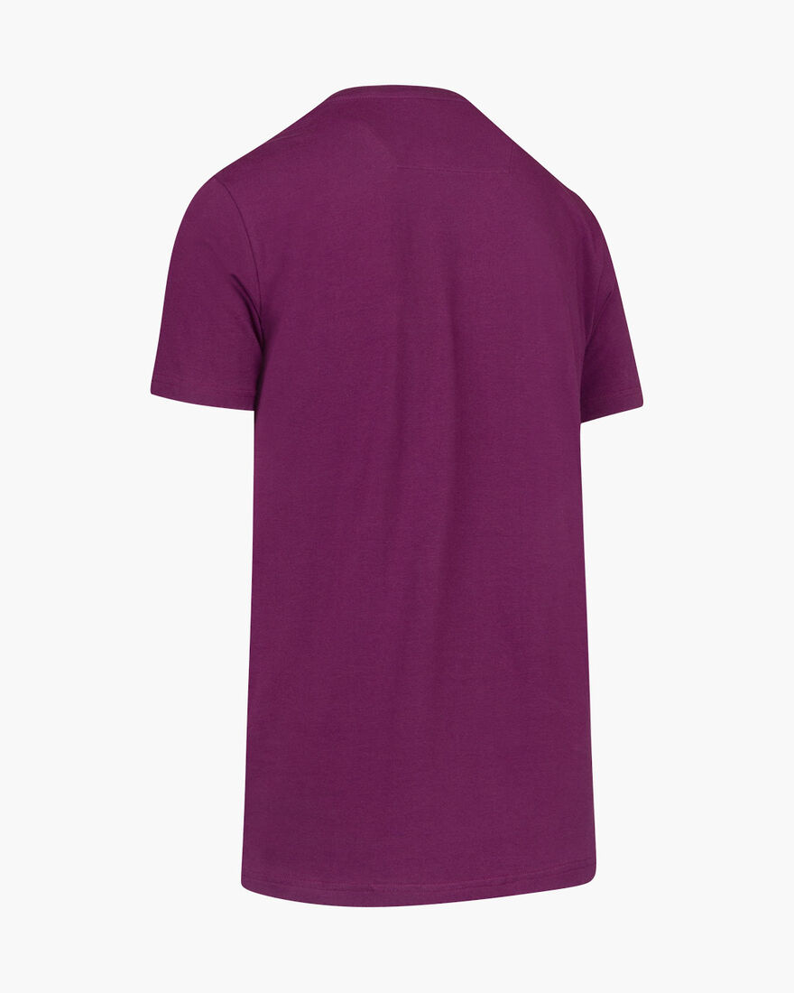 Terras Tee, Purple, hi-res