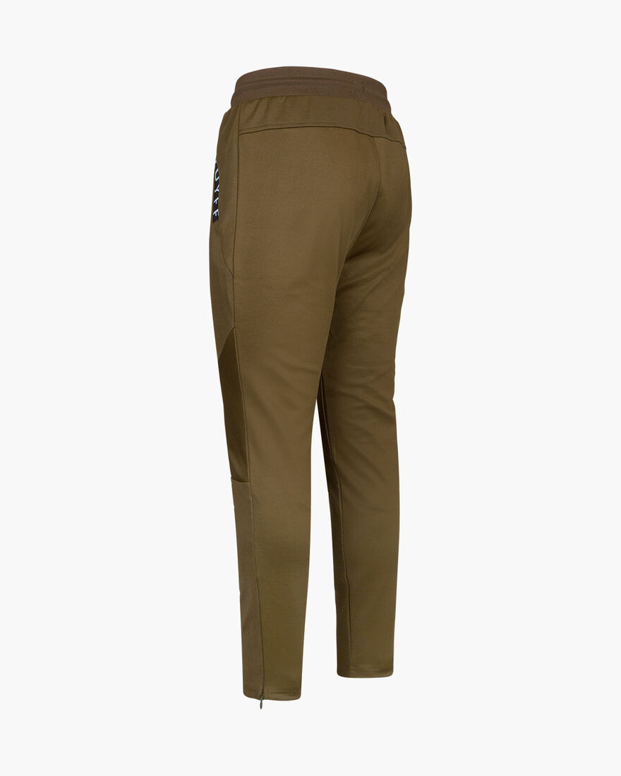 Riba Track pants, Army green, hi-res