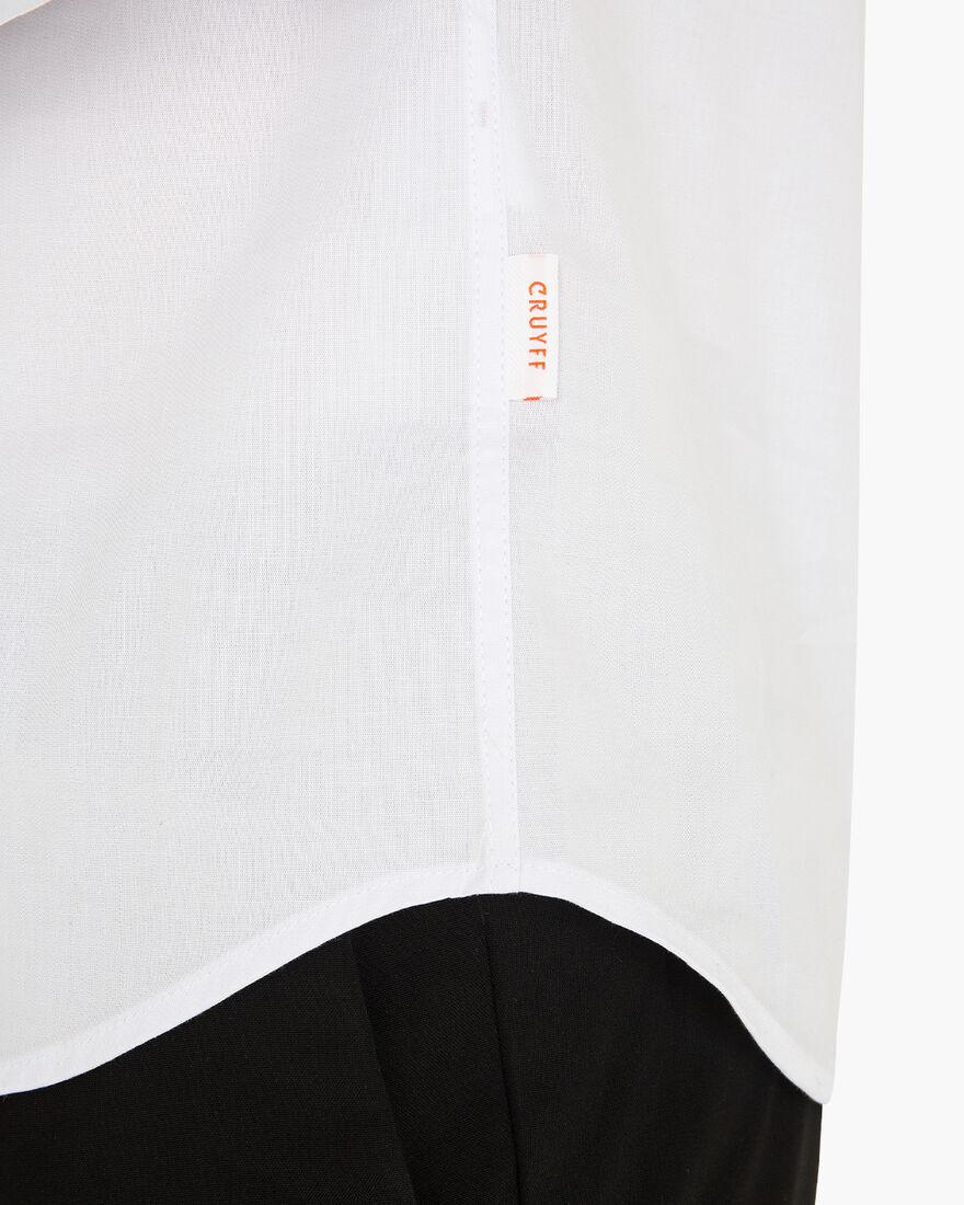 Siva Printed Shirt, White, hi-res