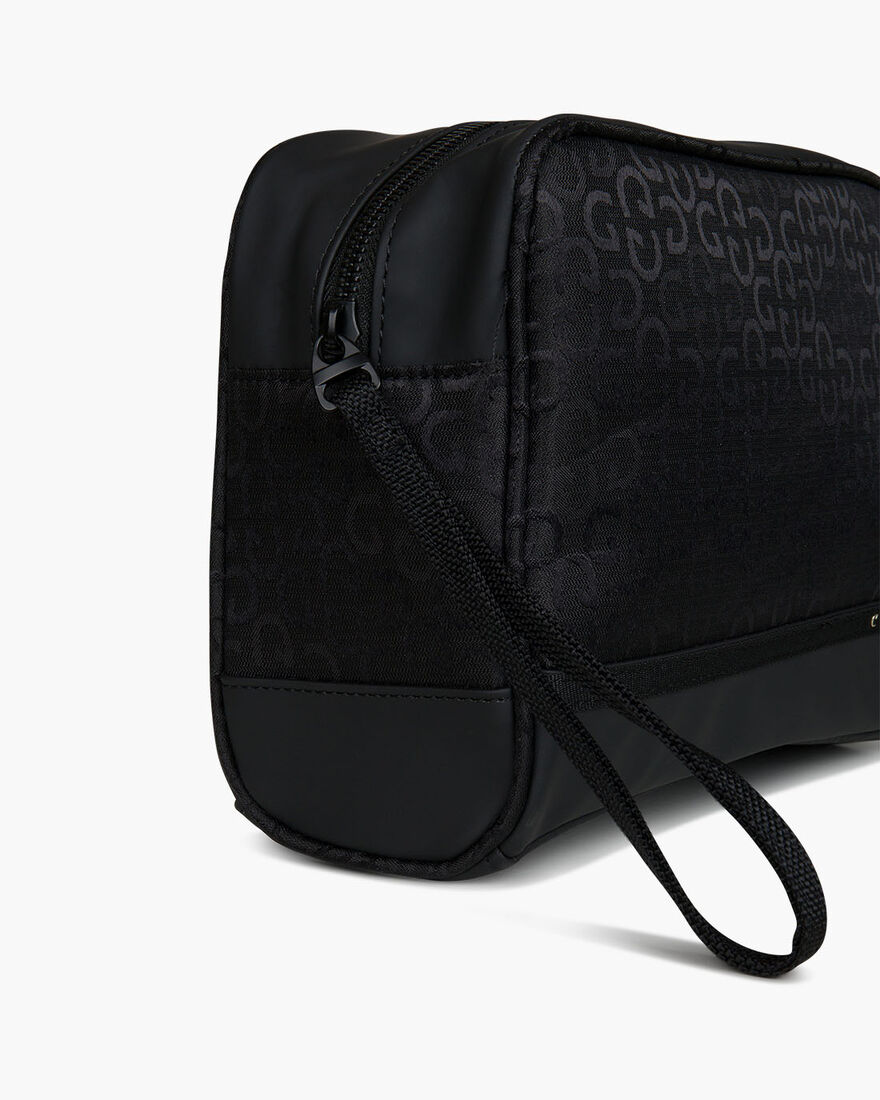 Augusti Washbag, Black, hi-res