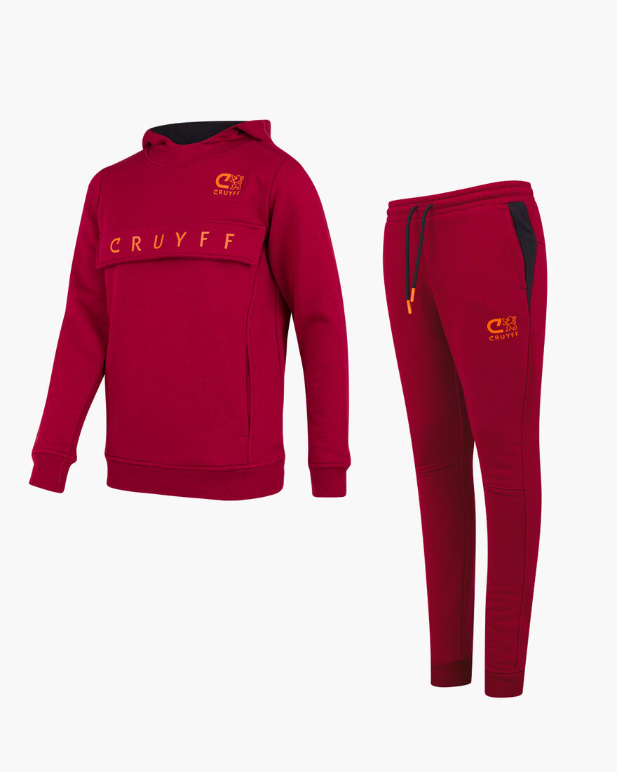 Ranka Suit, Red, hi-res
