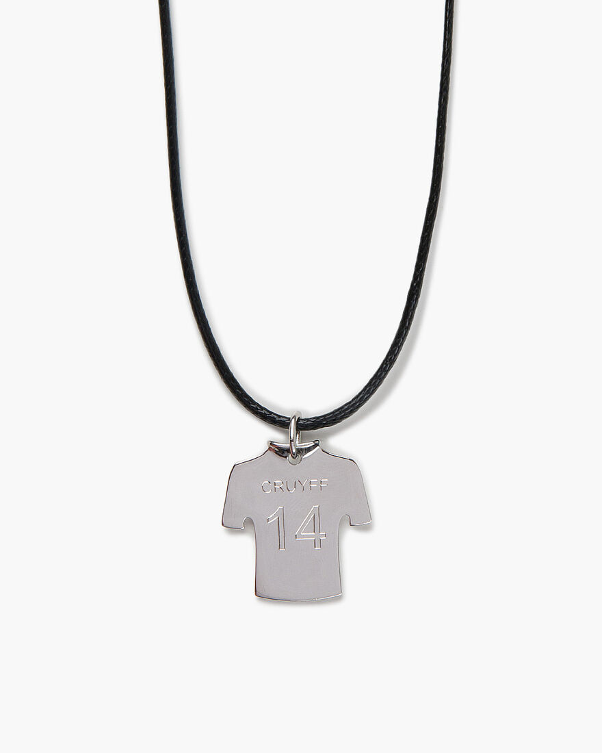 Cruyff x Edson Jersey, Black, hi-res