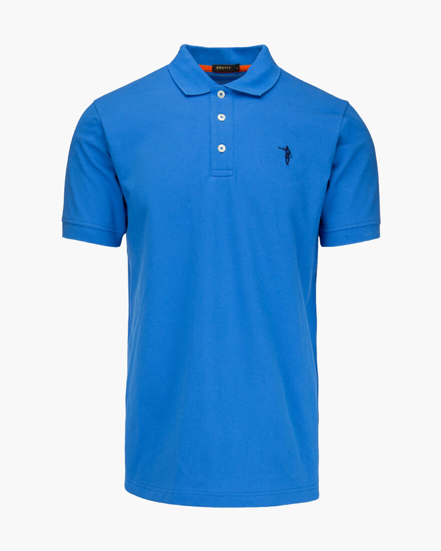 Maestro SS Polo, Blue, hi-res