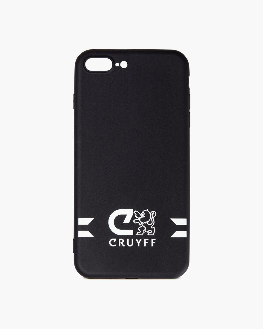 iPhone 8 Plus Case, Black/Black, hi-res