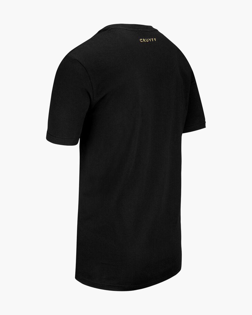Maestro Gold Shirt SS, Black, hi-res