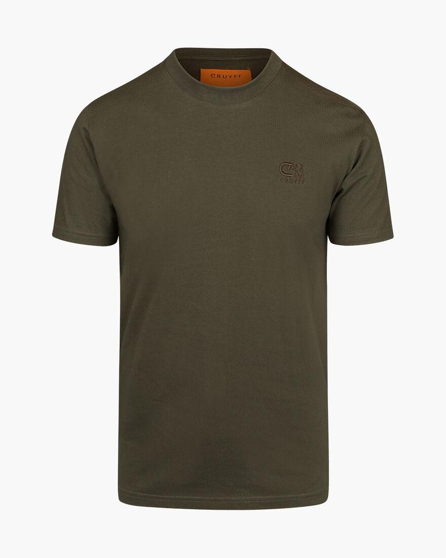 Basora SS Tee, Army green, hi-res