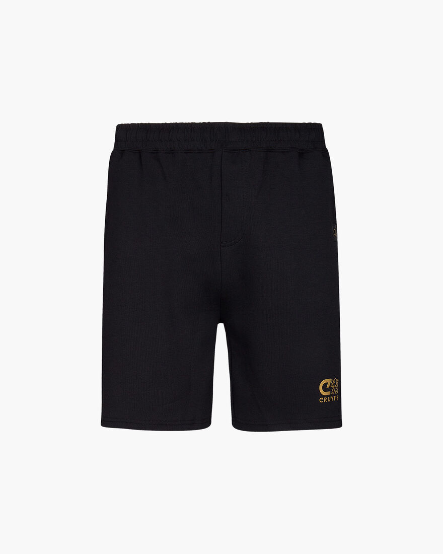 Joaquim Jog Short - Navy/Mint - 70%Cottn / 30% Pol, Black, hi-res