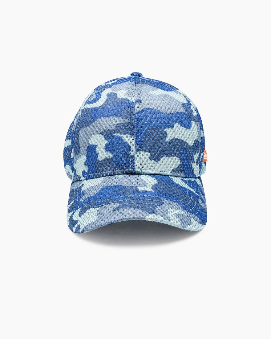 Maxi Camo Cap, Blue, hi-res