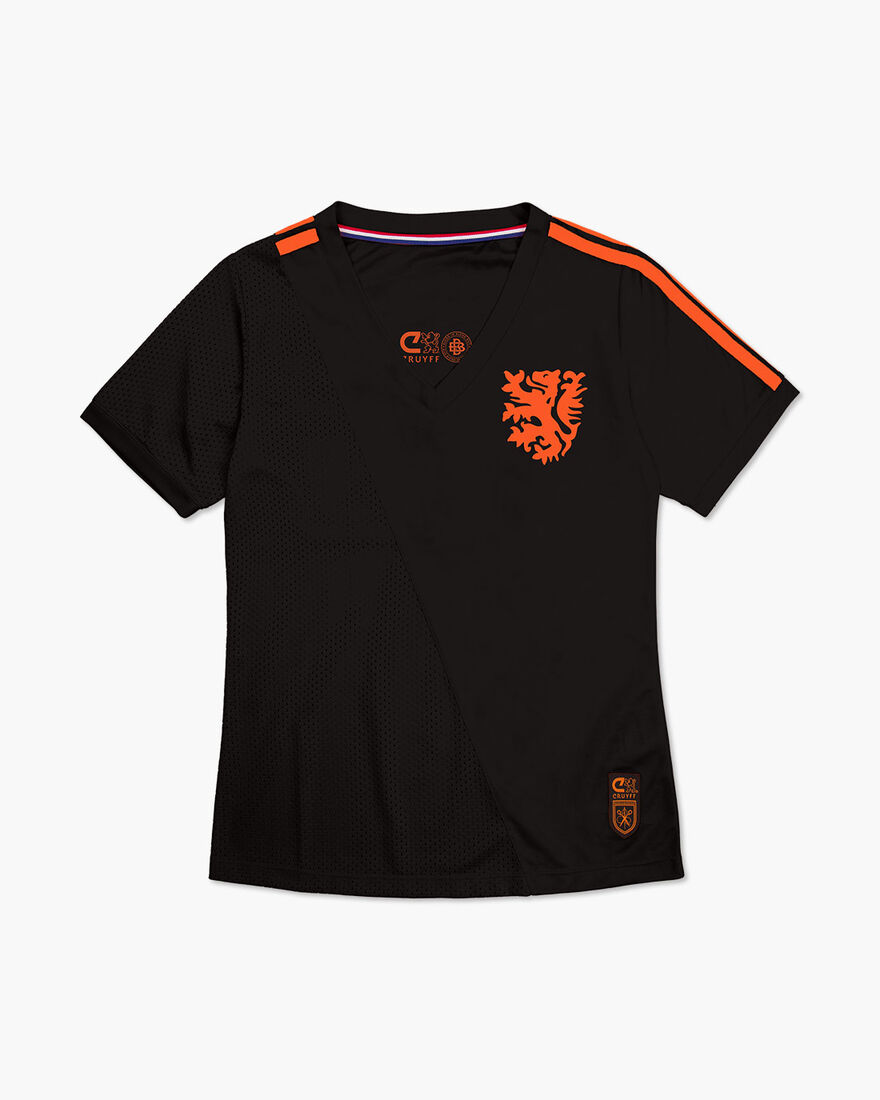 Cruyff x Blood In Blood Out Womens Euro 2020, Black, hi-res