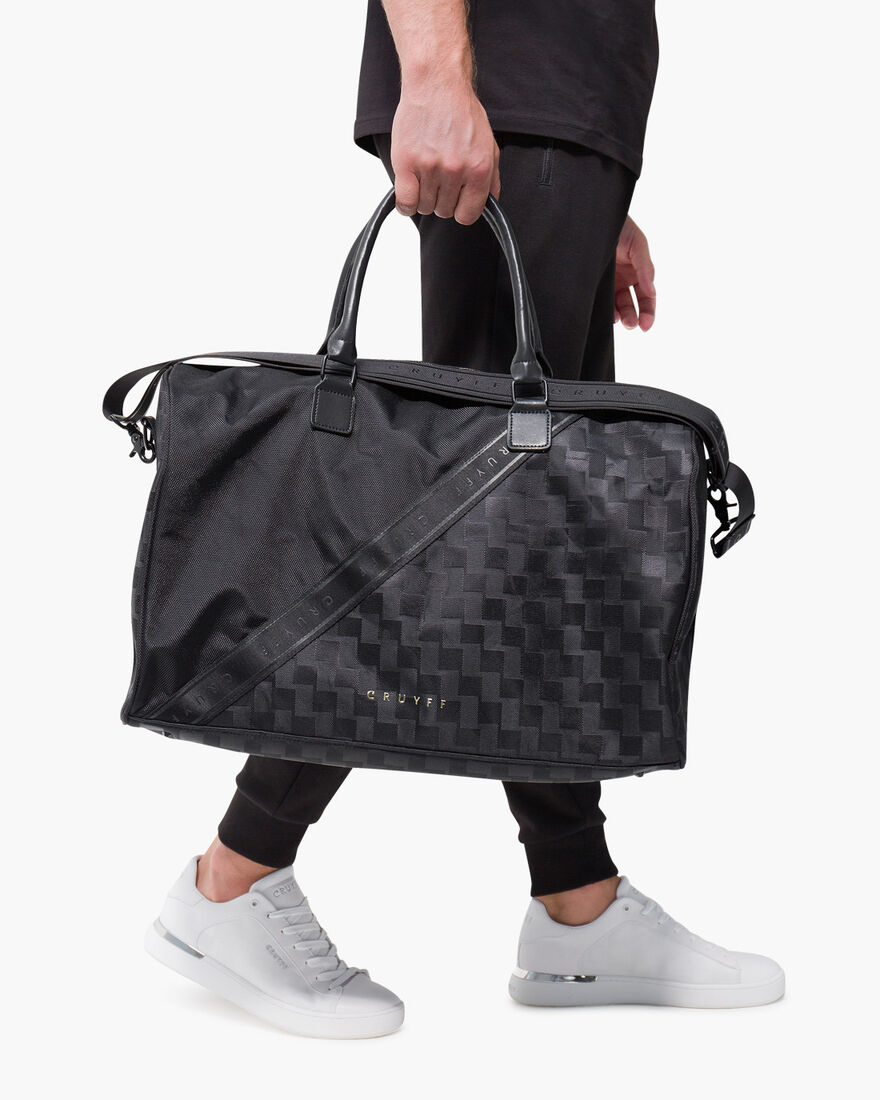 Smart Lux Weekender, Black, hi-res