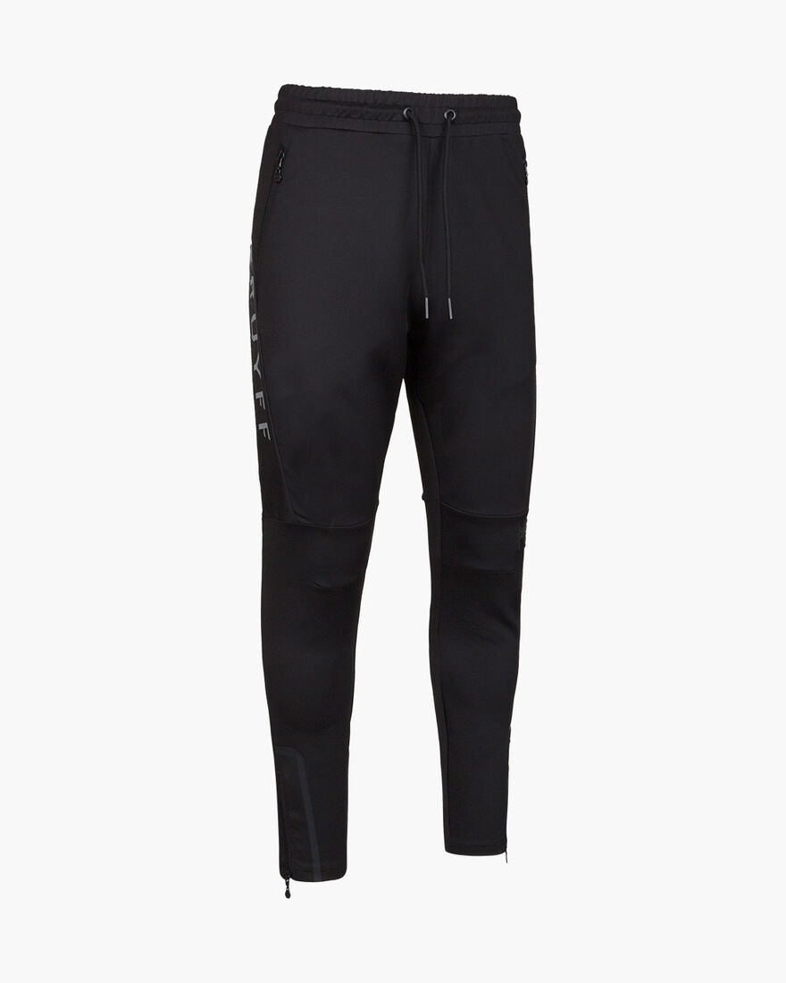 Lusso Scuba Pants, Black, hi-res