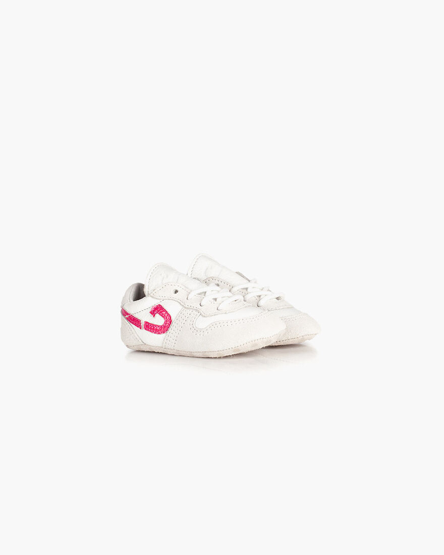 Faas Jr. - White/Fuchsia/Ice, White, hi-res