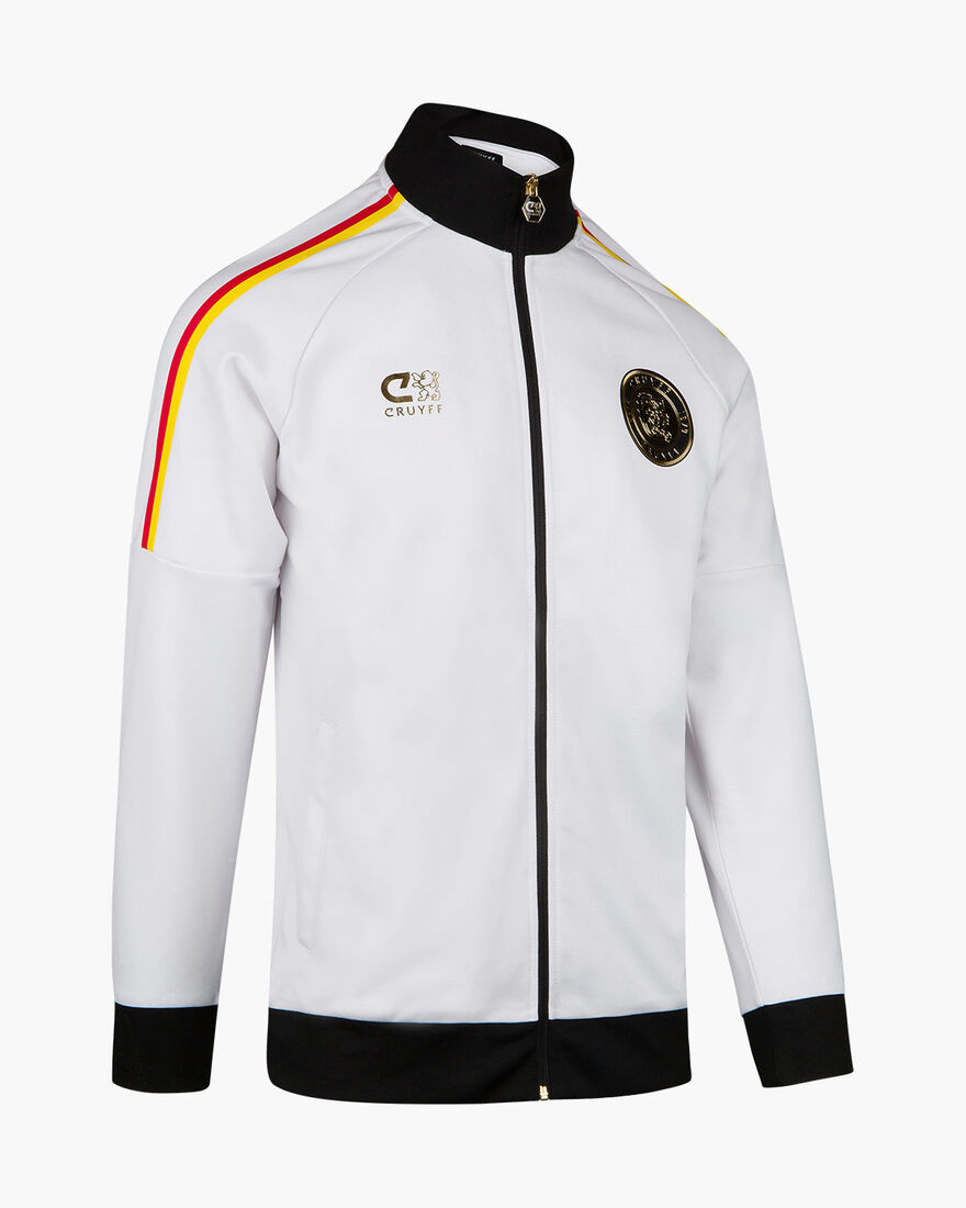 Euro Track Top Germany, White, hi-res