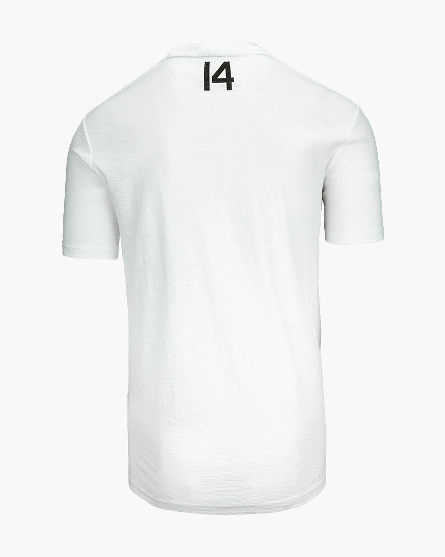 Playing Football Tee, White, hi-res