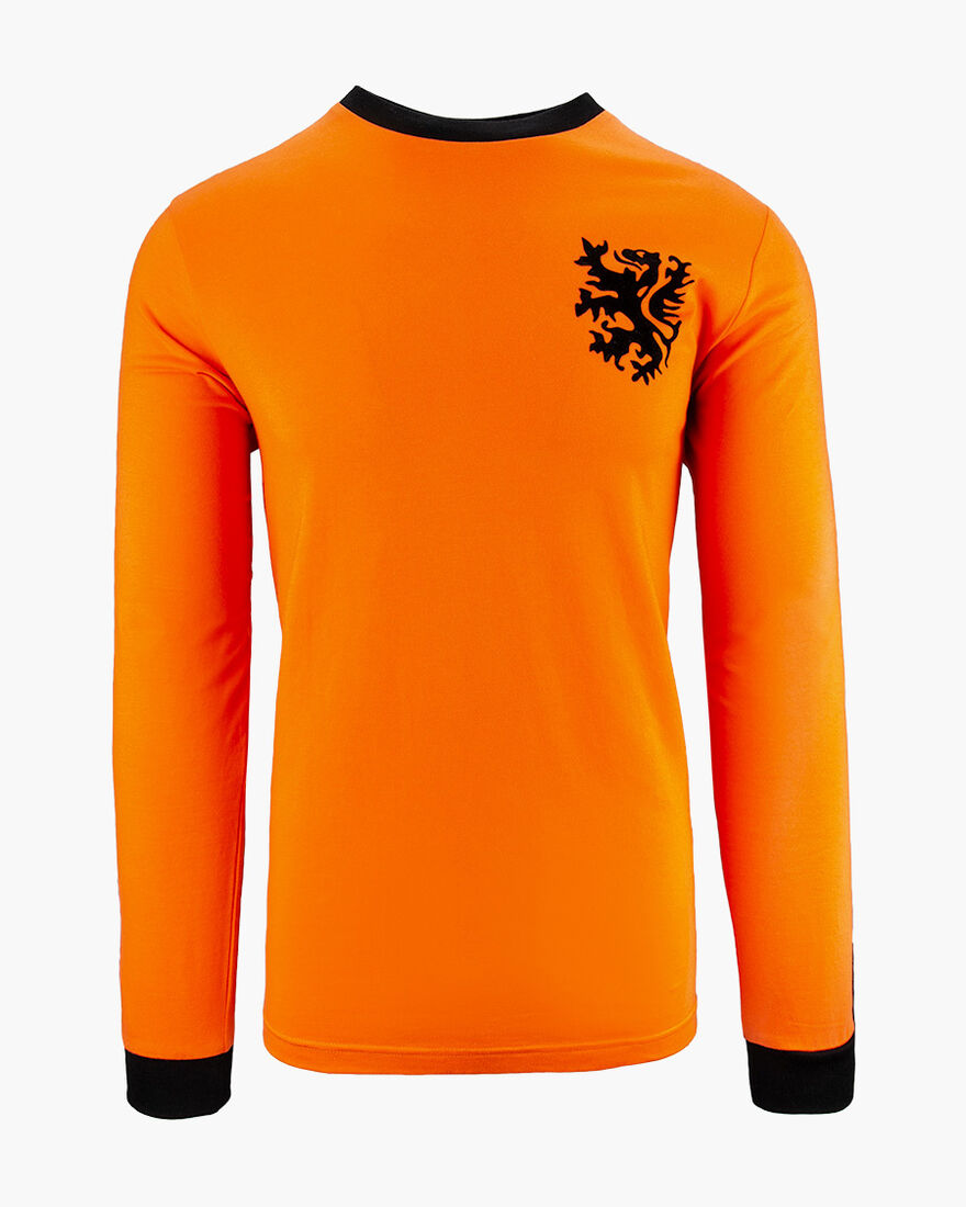 World Cup Tee LS, Orange, hi-res
