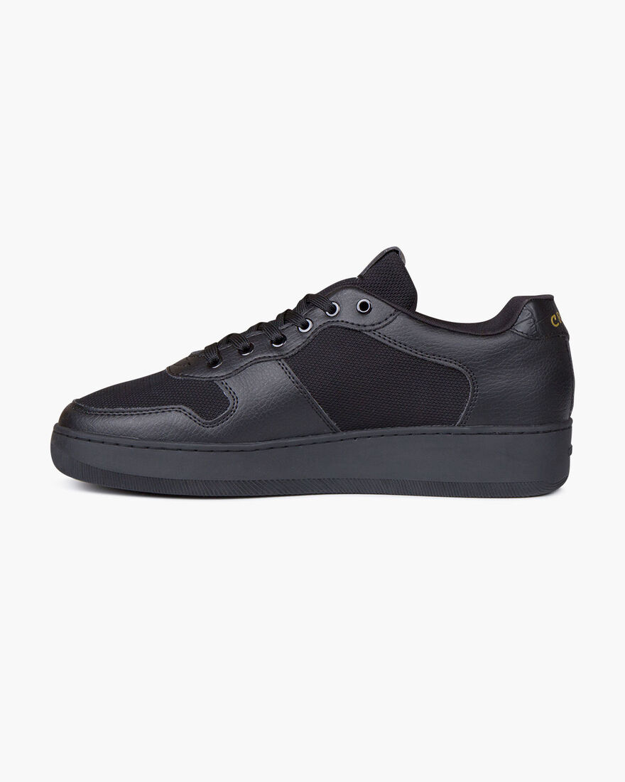 Indoor Royal - Black - St. Mesh/Matt Croco, Black, hi-res